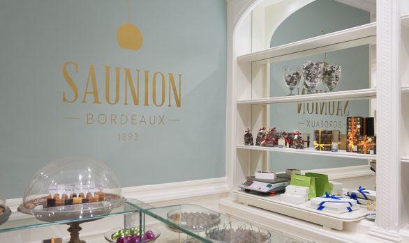 Nicolas Husson Conseils - SAUNION Chocolatier depuis 1893