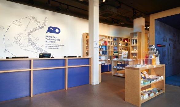 CIAP - Centre d'interprétation Bordeaux Patrimoine Mondial