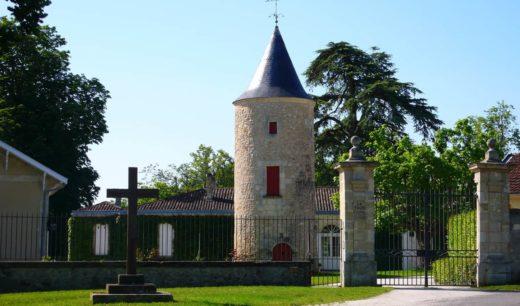 Le château Latour-Martillac